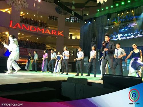 Piolo, hinarana ang mga Kapamilya with Frank Sinatra songs