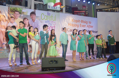 Be Careful With My Heart Grand Finale Mall Show