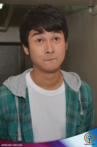 LOOK: Cutie Jerome Ponce and his wacky faces